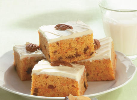 decadent carrot cake recipe dairy goodness. Black Bedroom Furniture Sets. Home Design Ideas