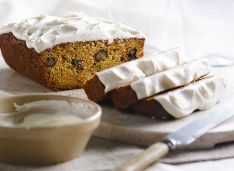 Maple Carrot Cake Recipe