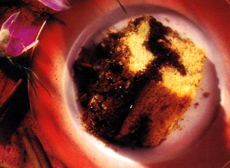 Chocolate Ripple Coffeecake Recipe