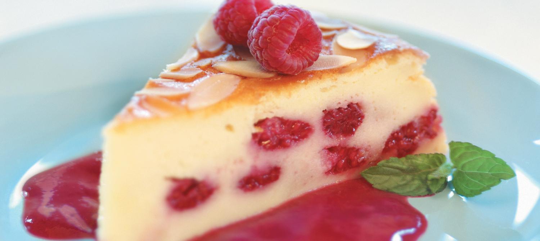 Very Berry Summer Cake recipe Dairy Goodness