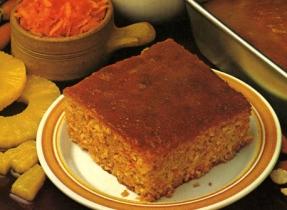 Pineapple Tote Cake