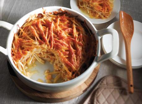 Vegetable Pan Haggerty Recipe