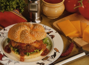 Mexicana Cheeseburgers