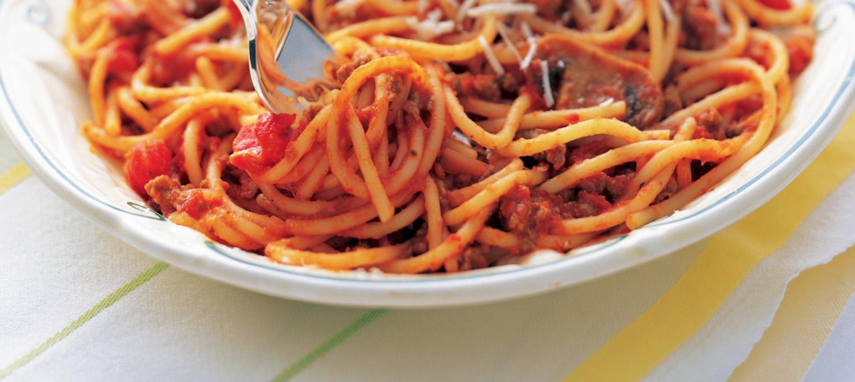 Best-Ever Spaghetti Sauce recipe | Dairy Goodness