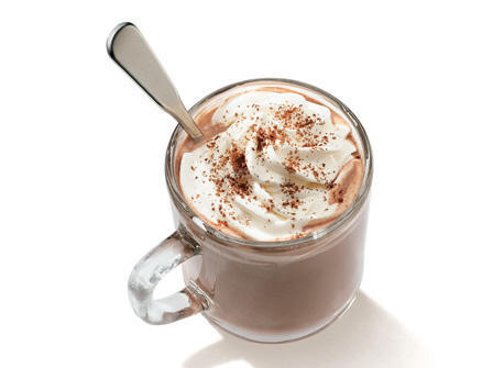 The Very Best Hot Chocolate recipe | Dairy Goodness