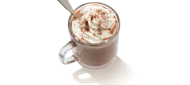 The Very Best Hot Chocolate recipe | Dairy Goodness