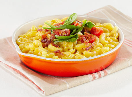 Mac & Cheese BLT Recipe