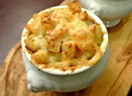 French Onion Mac & Cheese Recipe