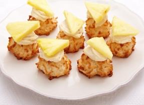Cream Cheese macaroons