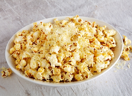 All-dressed Cheddar popcorn Recipe