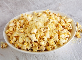 All-dressed Cheddar popcorn