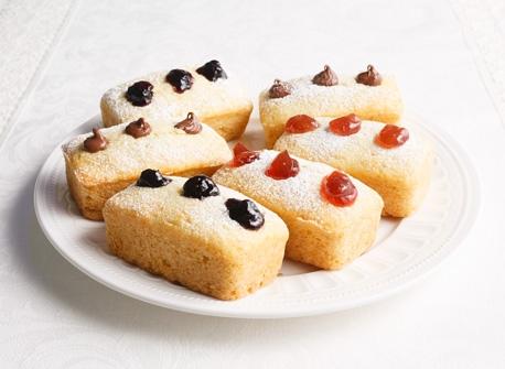 Fun-Filled Mini Loaves Recipe