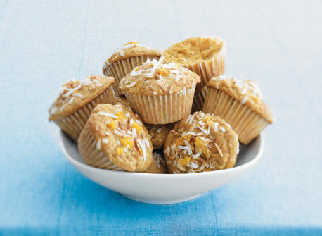 Tropical Mango Muffins Recipe