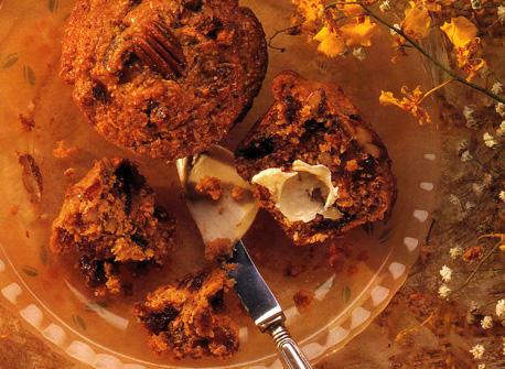 Date and Nut Muffins Recipe