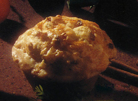 Savoury Cheese Muffins Recipe