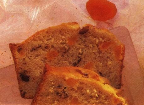 Apricot Pecan Bread  Recipe