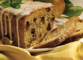 Date & Cashew Loaf