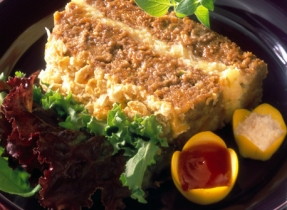 Cheese Meatloaf