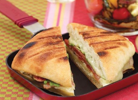 Panini Toscano Recipe