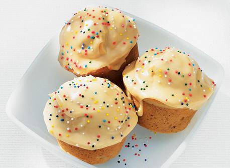 Butterscotch Cupcakes Recipe