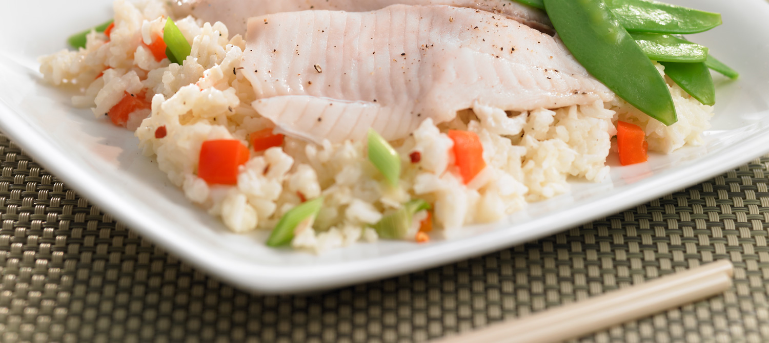 Asian steamed fish coconut rice recipe dairy goodness - Rice cooker recettes et astuces d utilisation ...