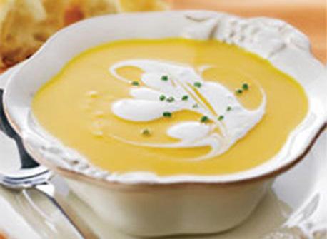 gingered carrot butternut squash soup recipe dairy. Black Bedroom Furniture Sets. Home Design Ideas
