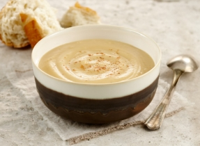 Maple Rutabaga Soup