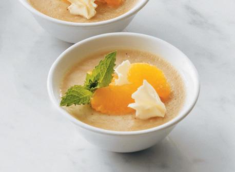 Green Tea Pots de Crème Recipe