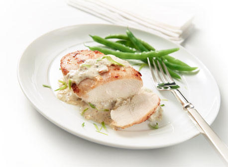 Chicken in Tarragon Dijon Sauce recipe | Dairy Goodness