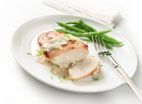 Chicken in Tarragon Dijon Sauce