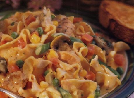 Chicken Noodle Supper Recipe