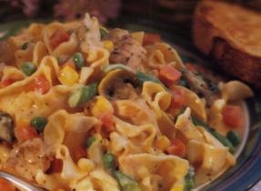 Chicken Noodle Supper