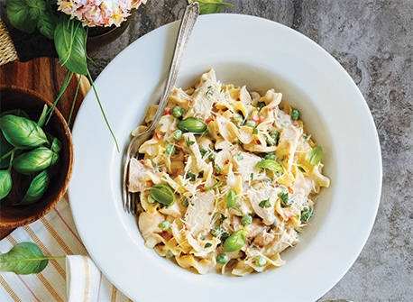 One-Pot Chicken Tetrazzini Recipe