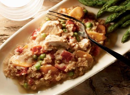 Weeknight Chicken Quinoa Stew Recipe