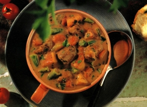 Country-Style Oven Beef Stew