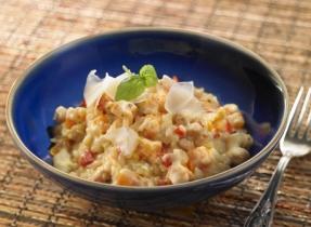 Sweet Potato & Chickpea Risotto