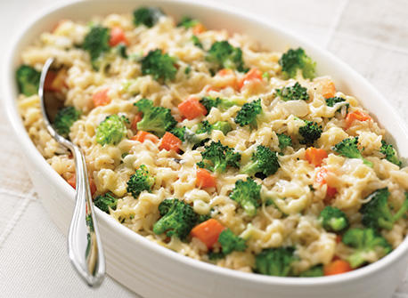 broccoli rice pilaf recipe dairy goodness. Black Bedroom Furniture Sets. Home Design Ideas