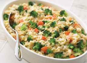Broccoli Rice Pilaf
