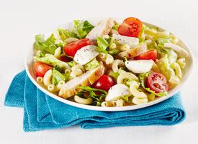 Chicken Caesar Mac & Cheese Salad