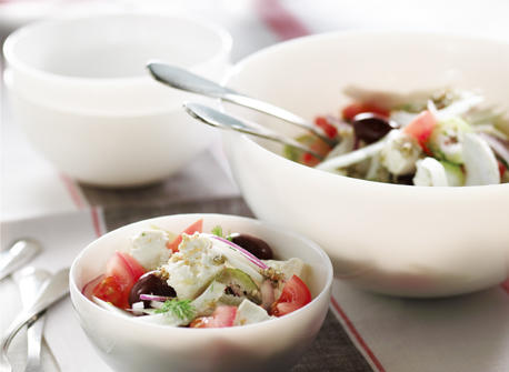 fennel salad la grecque recipe dairy goodness. Black Bedroom Furniture Sets. Home Design Ideas