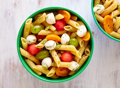Bocconcini summer salad Recipe
