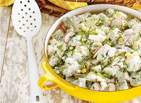 Perfect Potato Salad Recipe