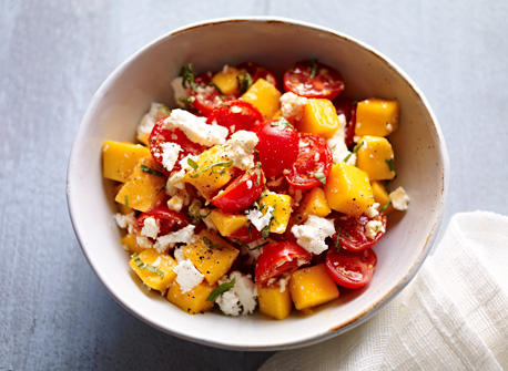 Feta Mango Salad Recipe