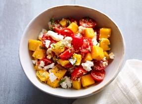 Feta Mango Salad