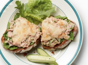 Uptown Tuna Melts