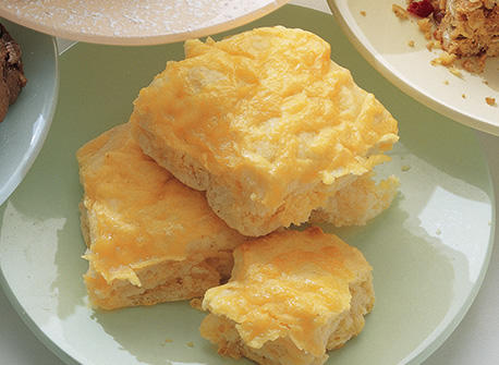 Cheddar Cheese Scones Recipe