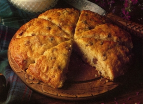 Scottish Raisin Scones