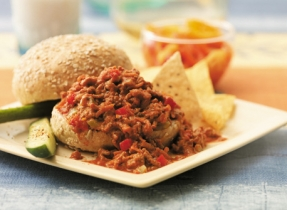 Power-Packed Sloppy Joes