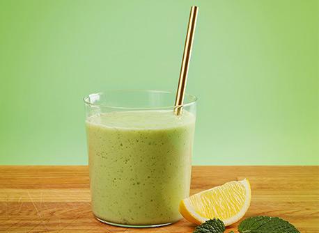 Honeydew, Apple and Avocado Smoothie Recipe