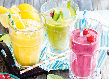 Smoothies 3 Ways Recipe